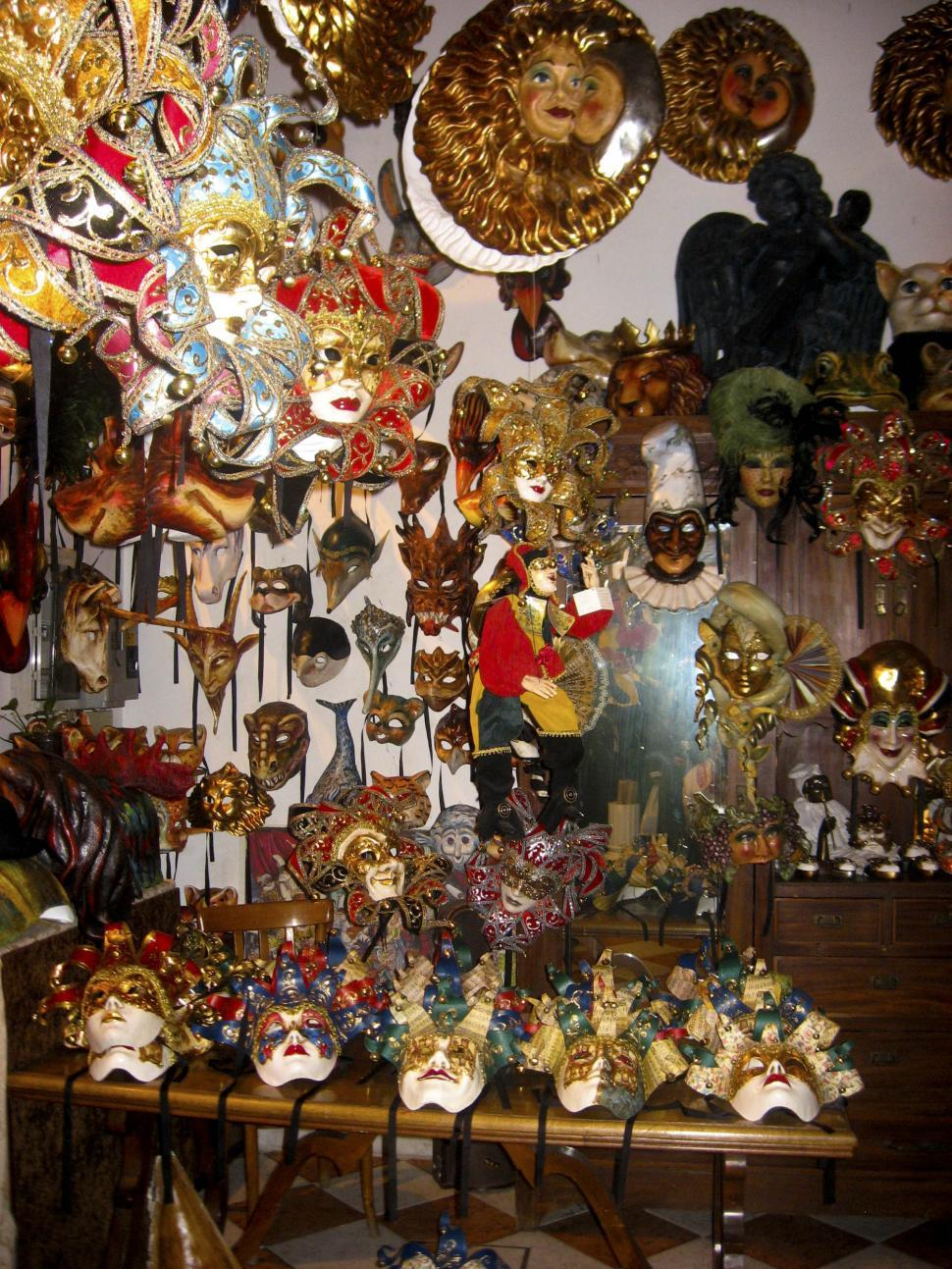 Download Free Stock HD Photo of carneval masks Online