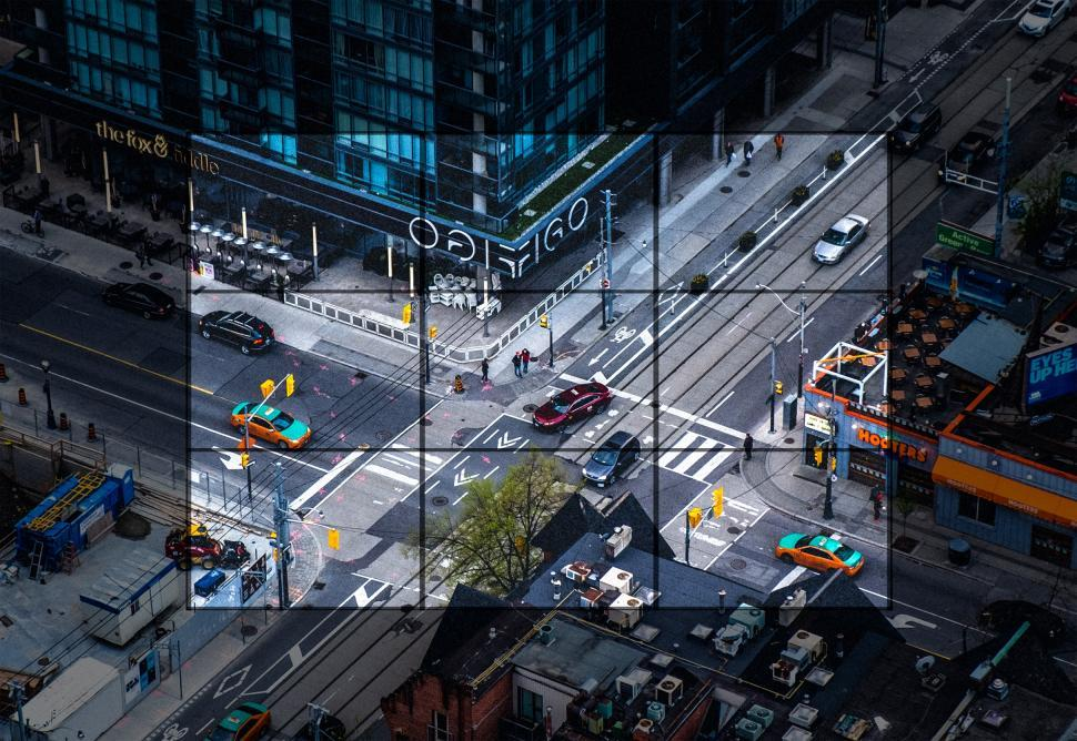 Free image of Through the Lens - Observing the Urban Landscape