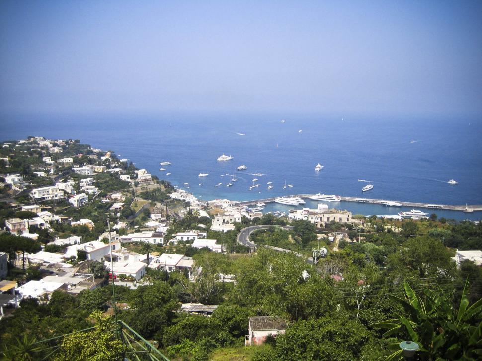 Download Free Stock HD Photo of Capri Online