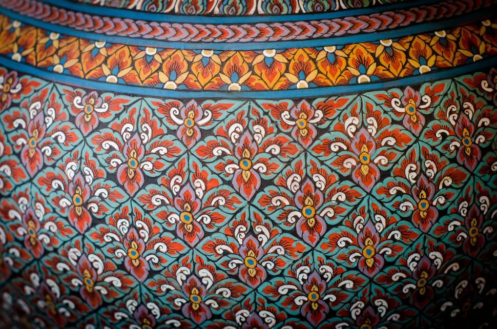 Download Free Stock HD Photo of Thai pattern style  Online