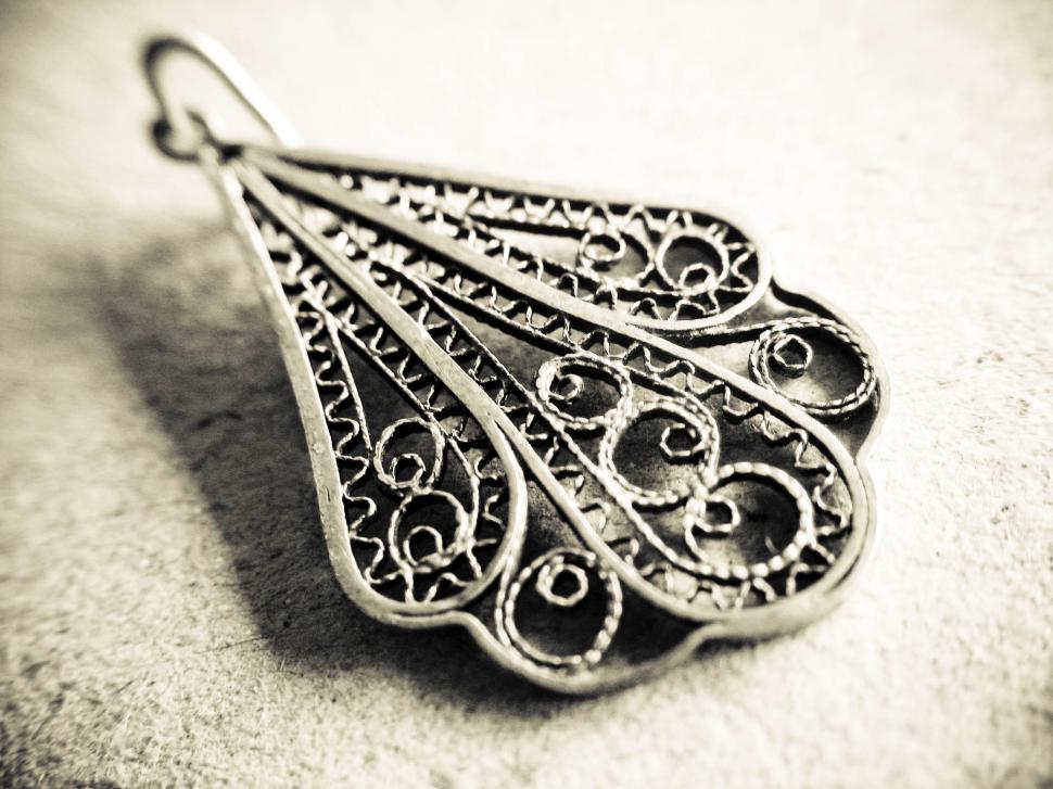 Download Free Stock HD Photo of antique pendant Online