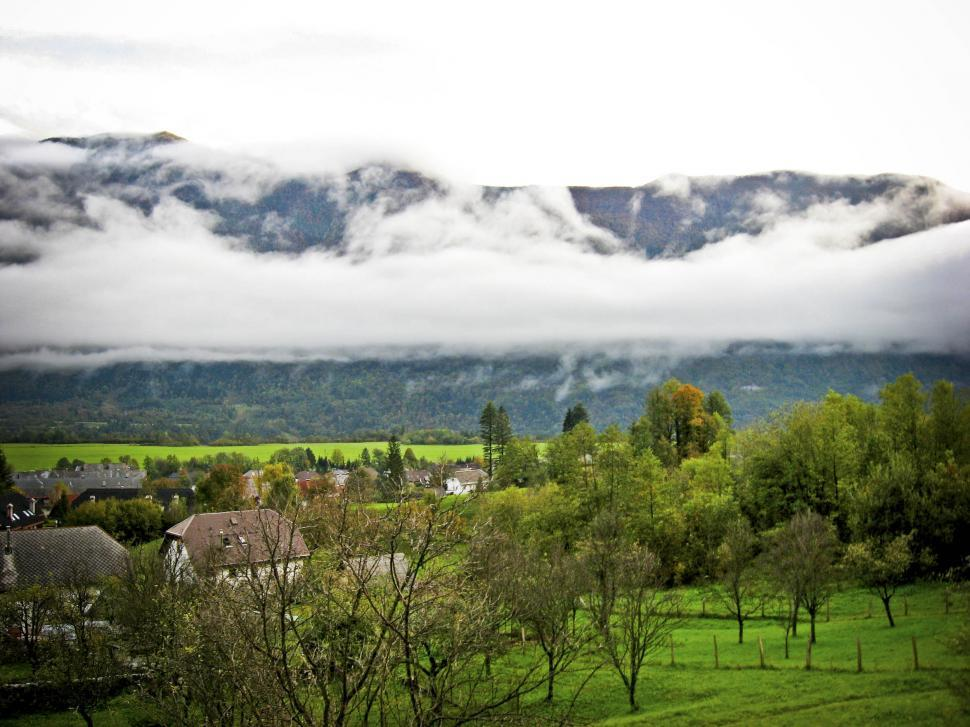 Download Free Stock HD Photo of Alpine countryside Online