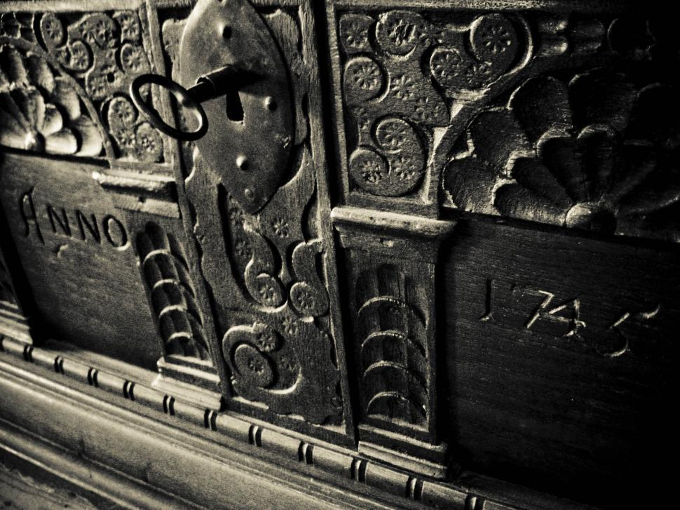 Download Free Stock HD Photo of antique lock Online