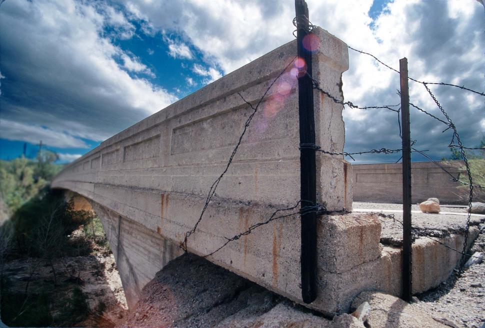 Download Free Stock HD Photo of Adandoned bridge Online