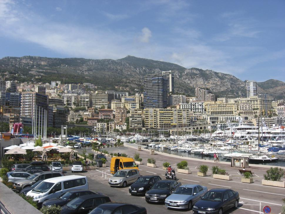 Download Free Stock HD Photo of Monte Carlo buildings Online