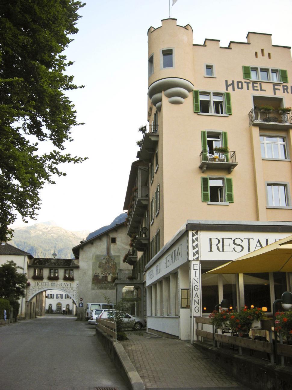 Download Free Stock HD Photo of Andeer Switzerland Online