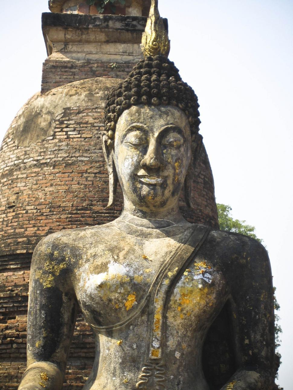 Download Free Stock HD Photo of buddah close up Online