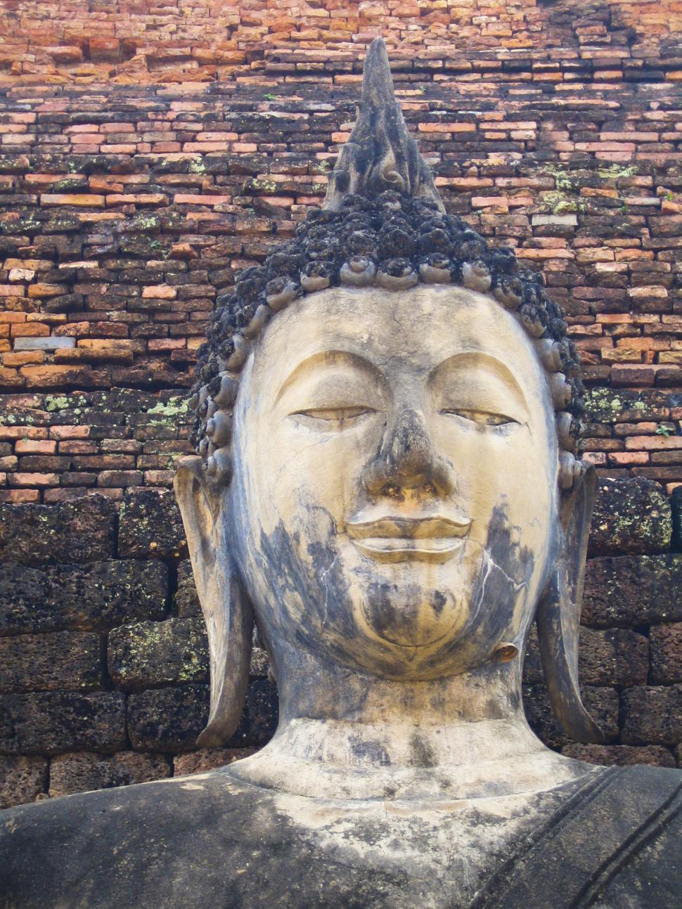 Download Free Stock HD Photo of buddah face Online