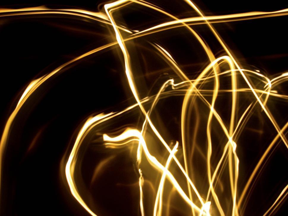 Download Free Stock HD Photo of fireworks light streaks Online