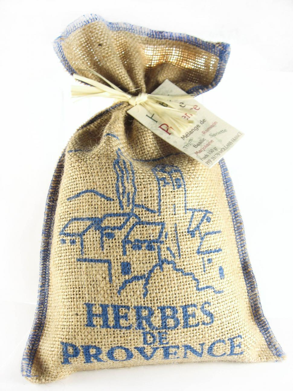 Download Free Stock HD Photo of Bag of Herbs from Provance Online