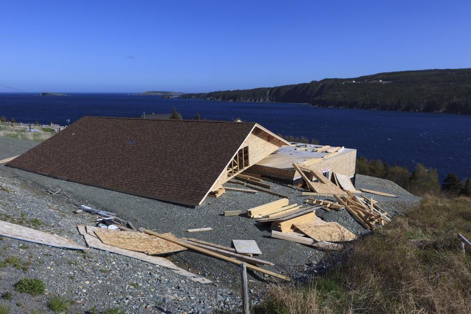 Download Free Stock HD Photo of Wind damage Online