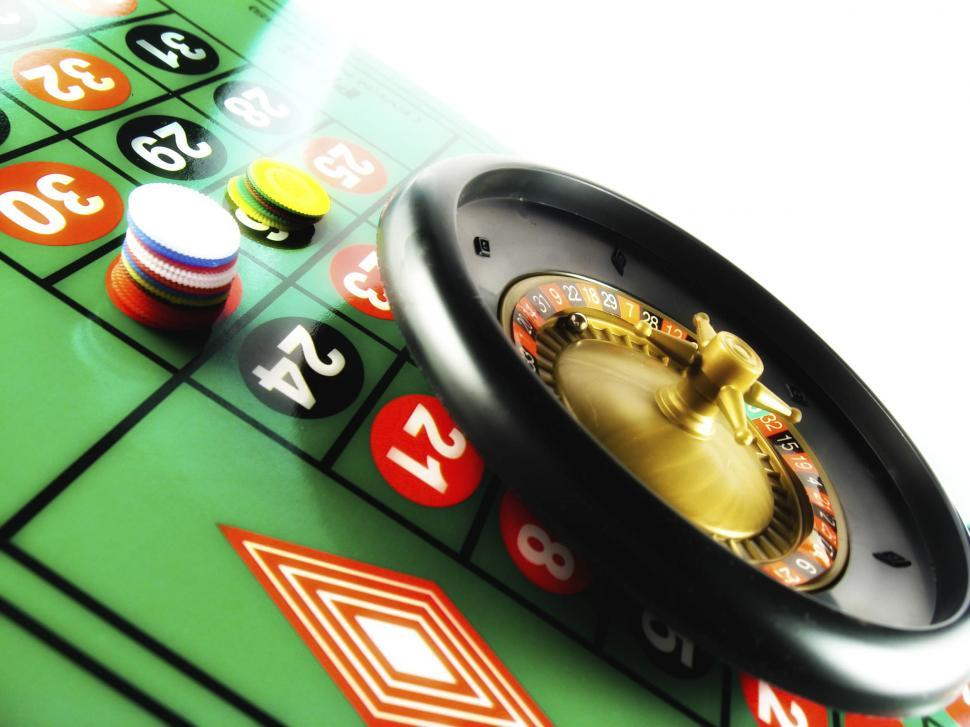 Download Free Stock HD Photo of Roulette table Online
