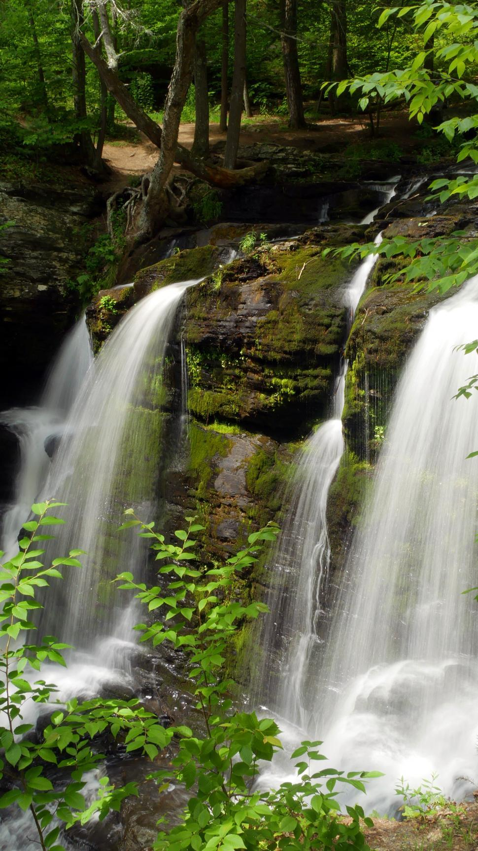 Download Free Stock HD Photo of Fulmer Falls Online
