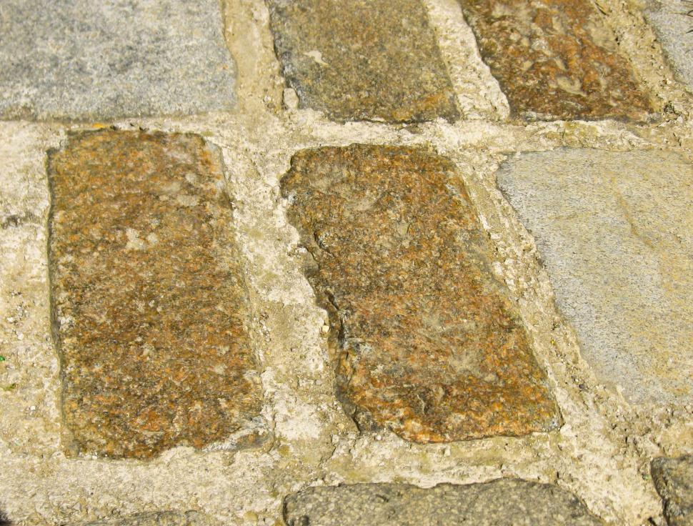 Download Free Stock HD Photo of stone brick road Online
