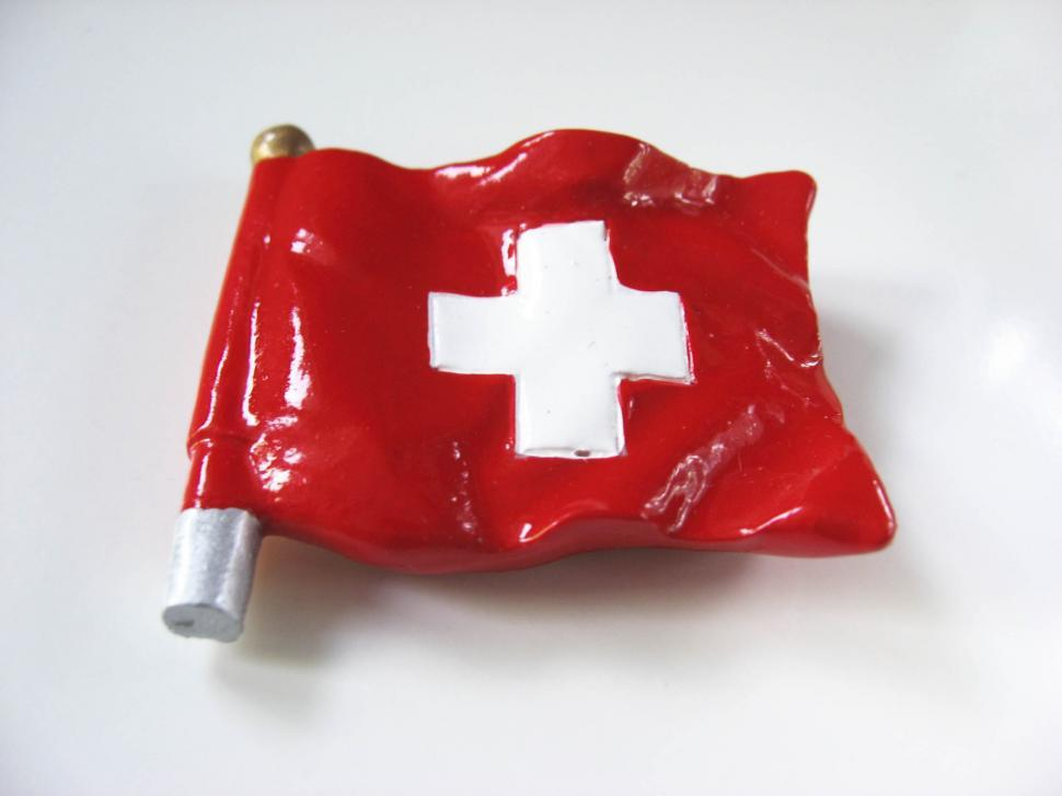 Download Free Stock HD Photo of swiss flag Online