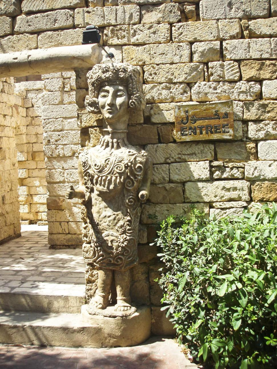 Download Free Stock HD Photo of old stone sculpture Online