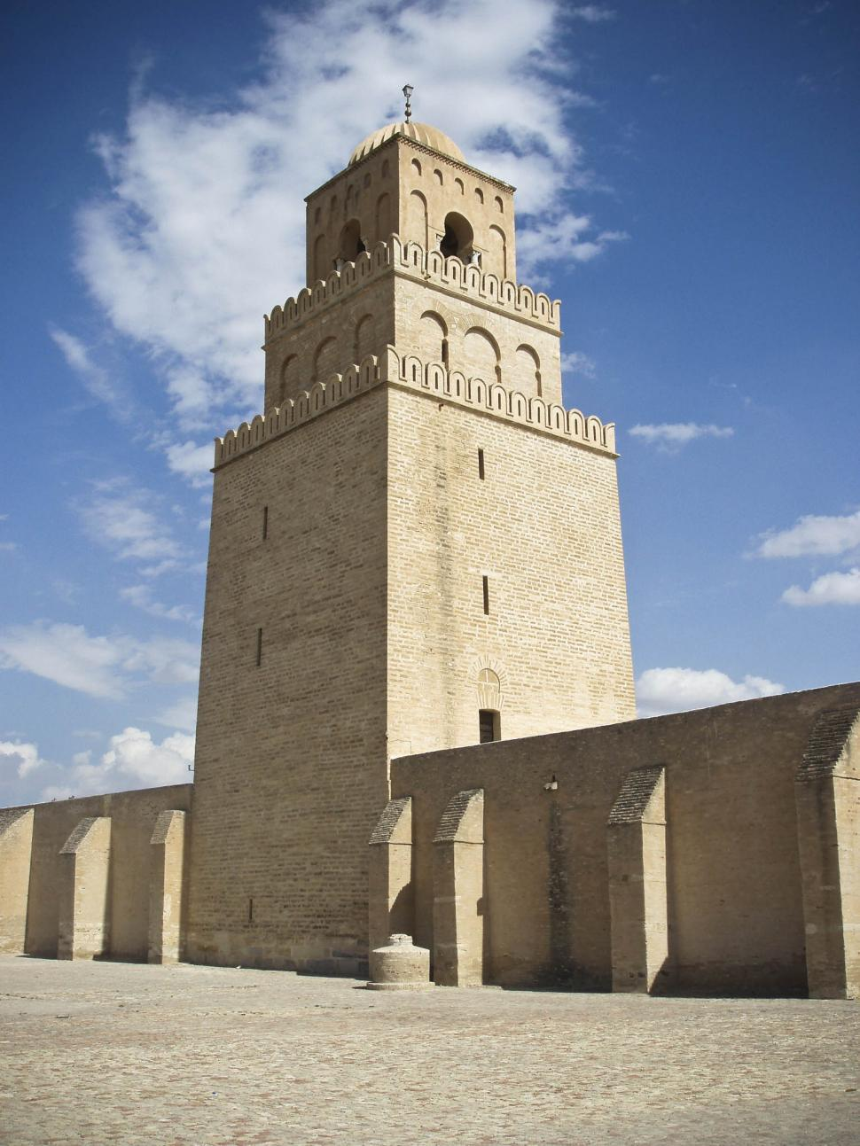 Download Free Stock HD Photo of old fort in tunisia Online