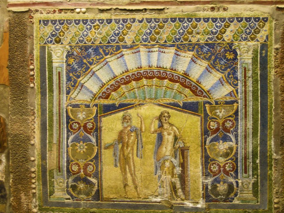 Download Free Stock HD Photo of italian mosaic Online