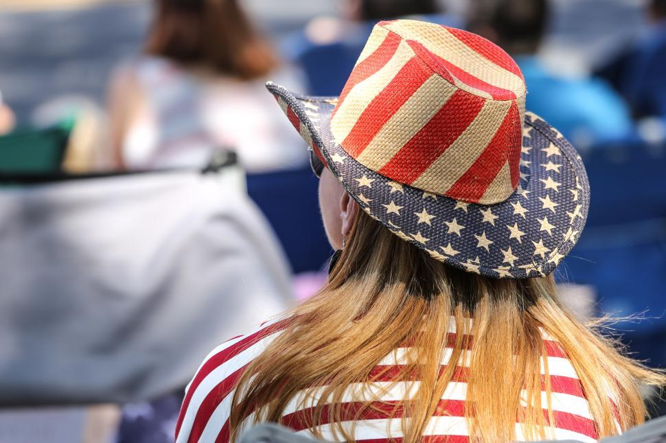 Download Free Stock HD Photo of Stars and stripes hat Online