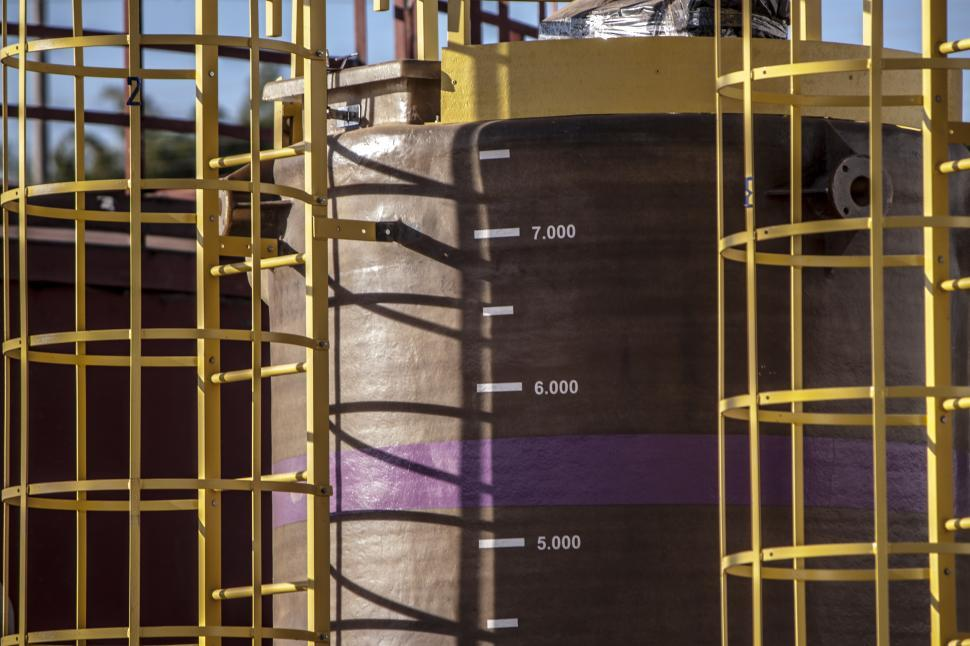 Download Free Stock HD Photo of Container with level markers Online