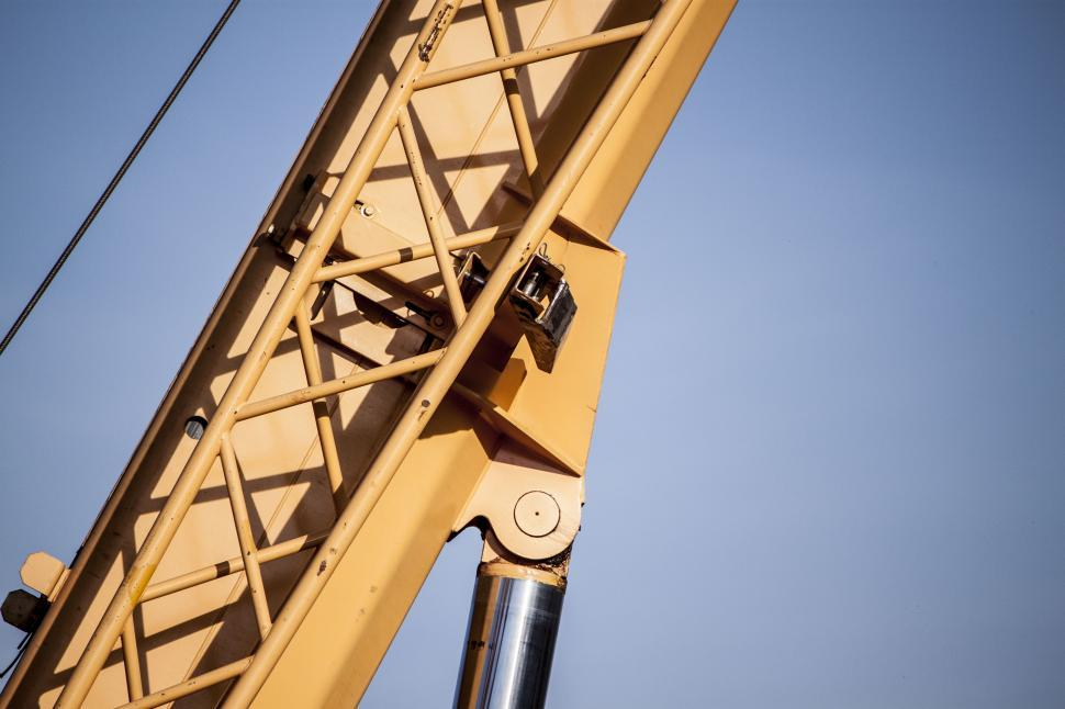 Download Free Stock HD Photo of Crane Arm Online