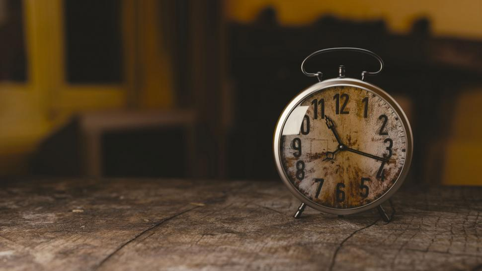 Download Free Stock HD Photo of Old Clock Online