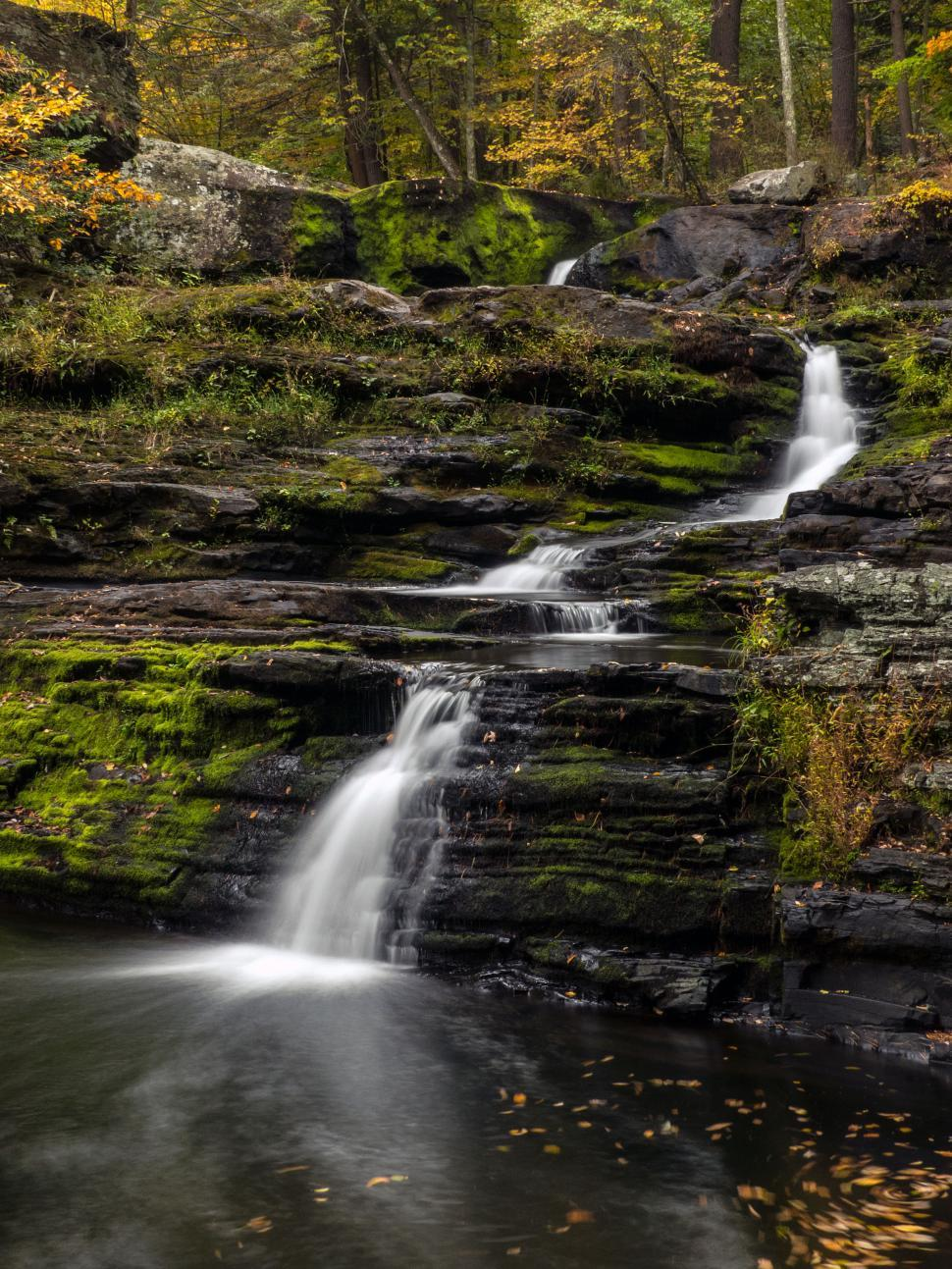 Download Free Stock HD Photo of Factory Falls in Autumn Online