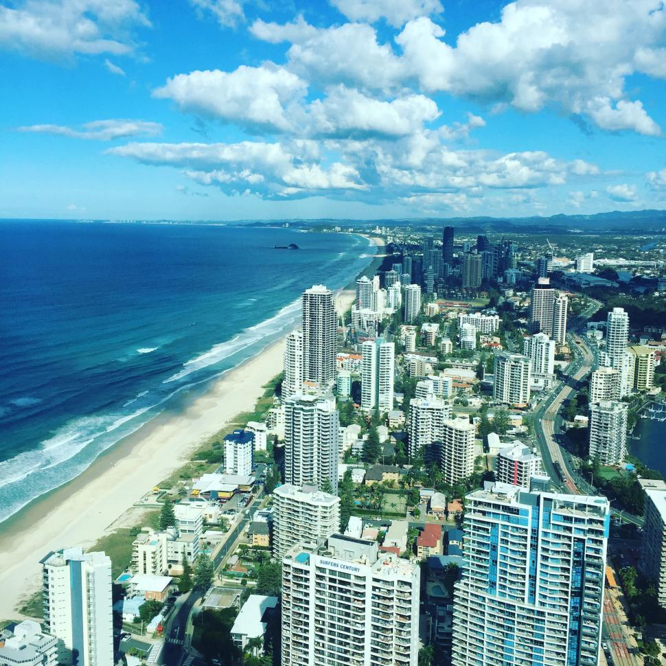 Download Free Stock HD Photo of Gold Coast   Online