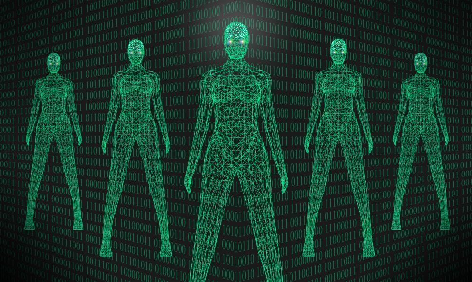Download Free Stock HD Photo of Artificial Intelligence Concept with Multiple Machines Learning Online