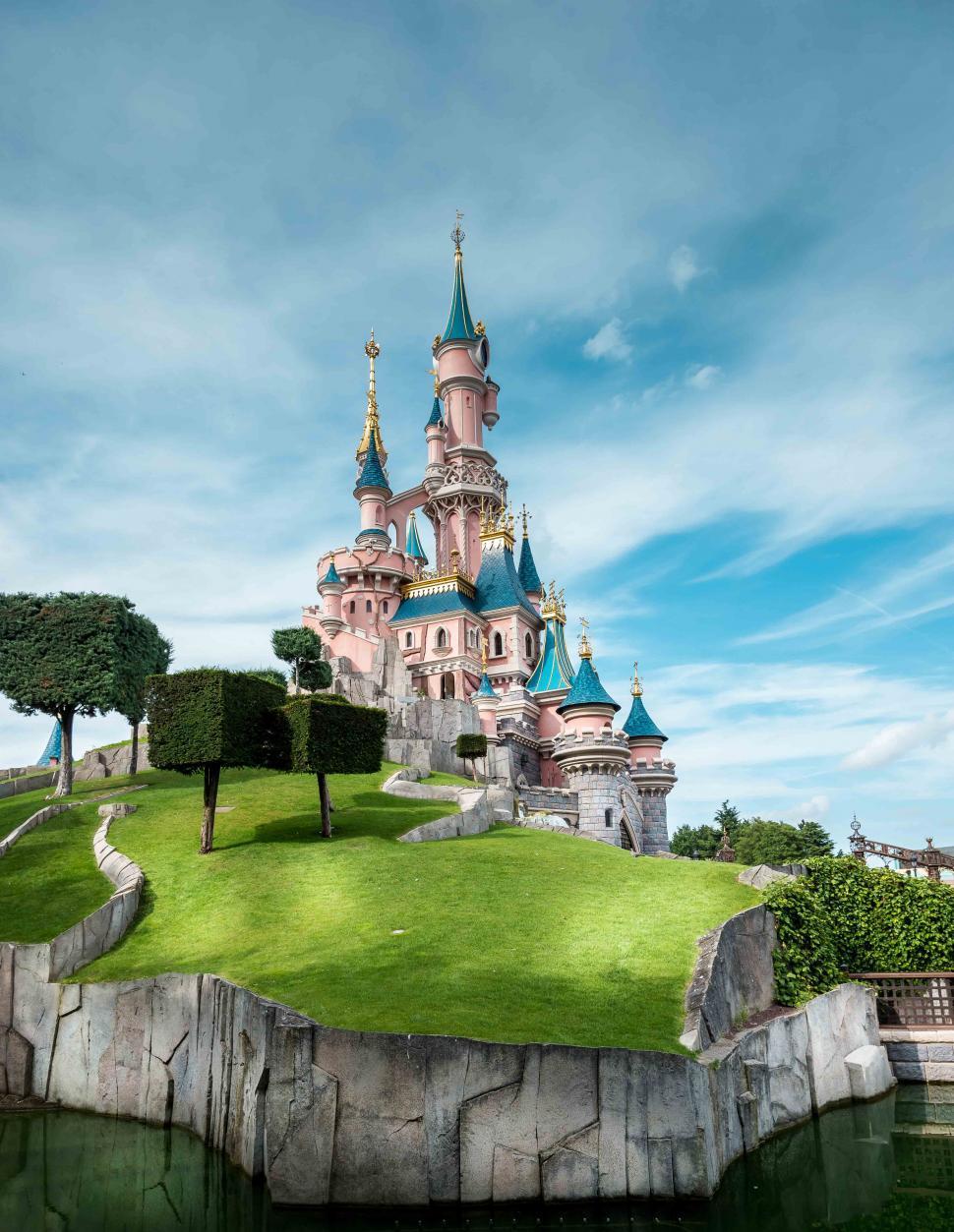 Download Free Stock HD Photo of Disneyland's dreamland in paris Disneyland Online