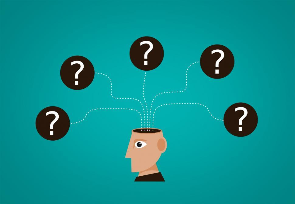 Download Free Stock HD Photo of Questions and Doubts Online