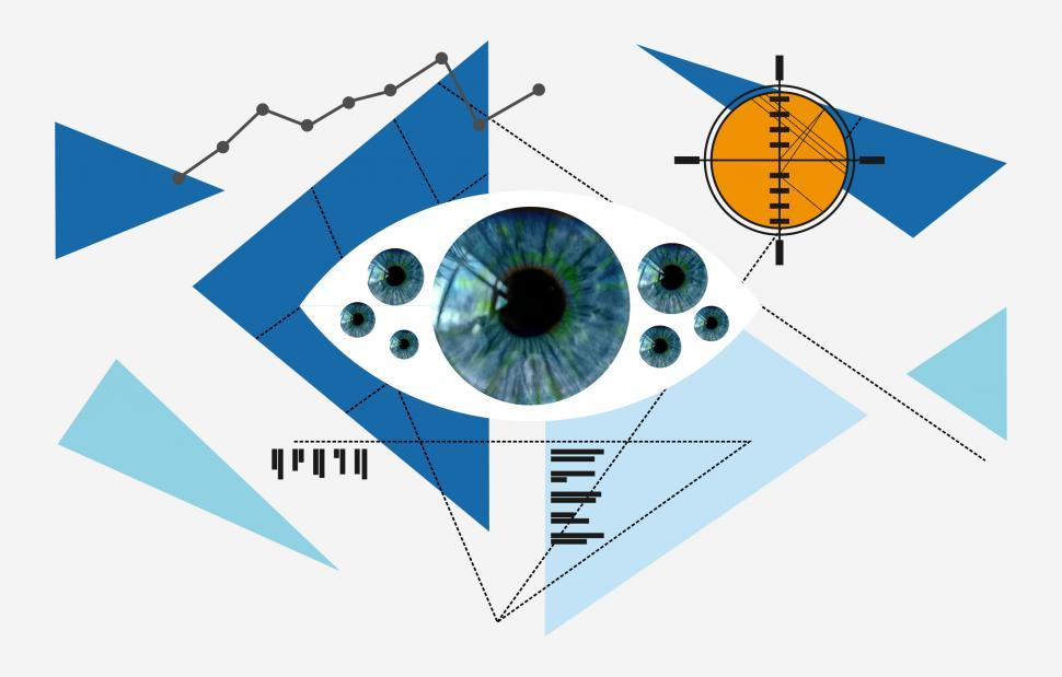 Download Free Stock HD Photo of Eyes - Abstract Concept - Biometric Online
