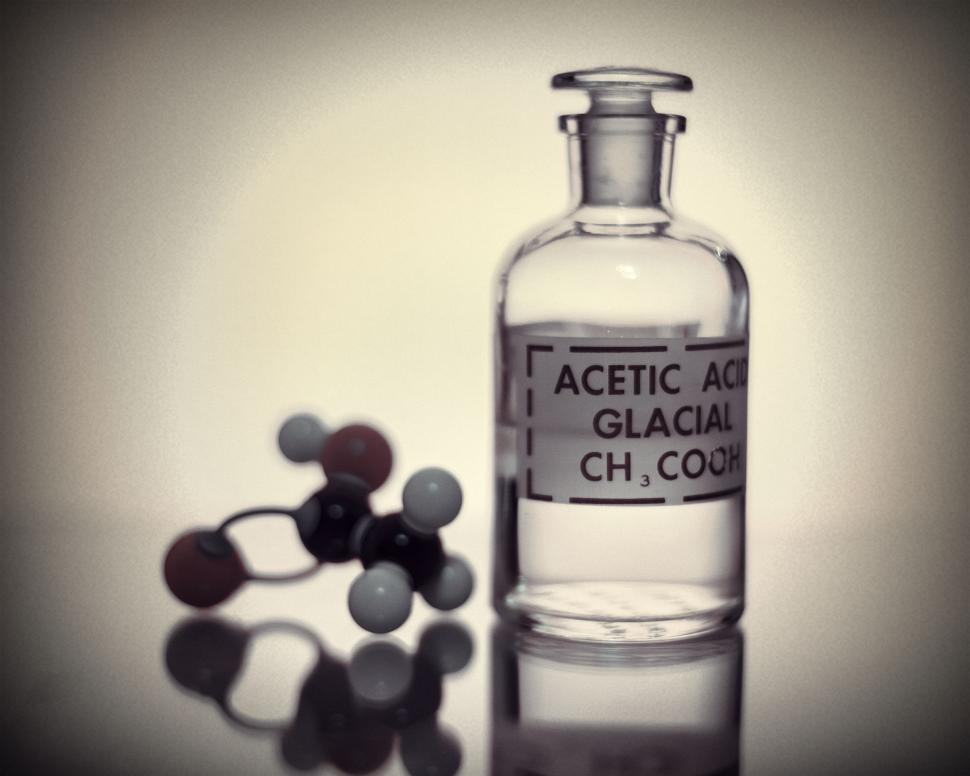 Download Free Stock HD Photo of Acetic acid Online