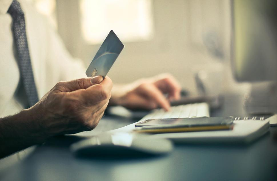 Download Free Stock HD Photo of Online shopping and paying concept Online
