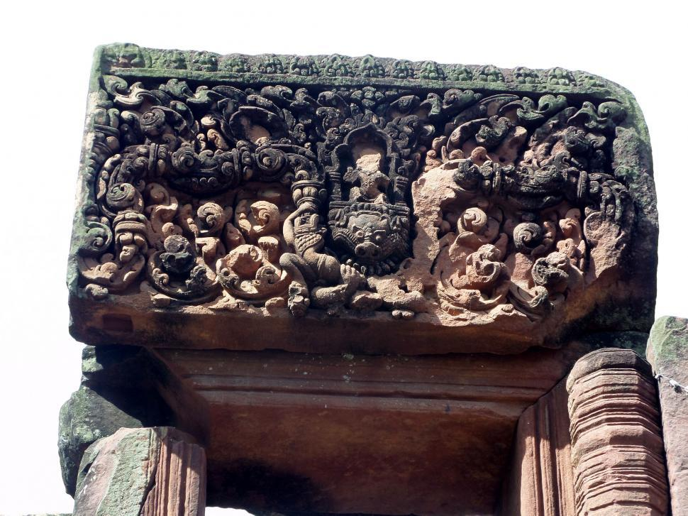 Download Free Stock HD Photo of Ancient Hindu carvings Online