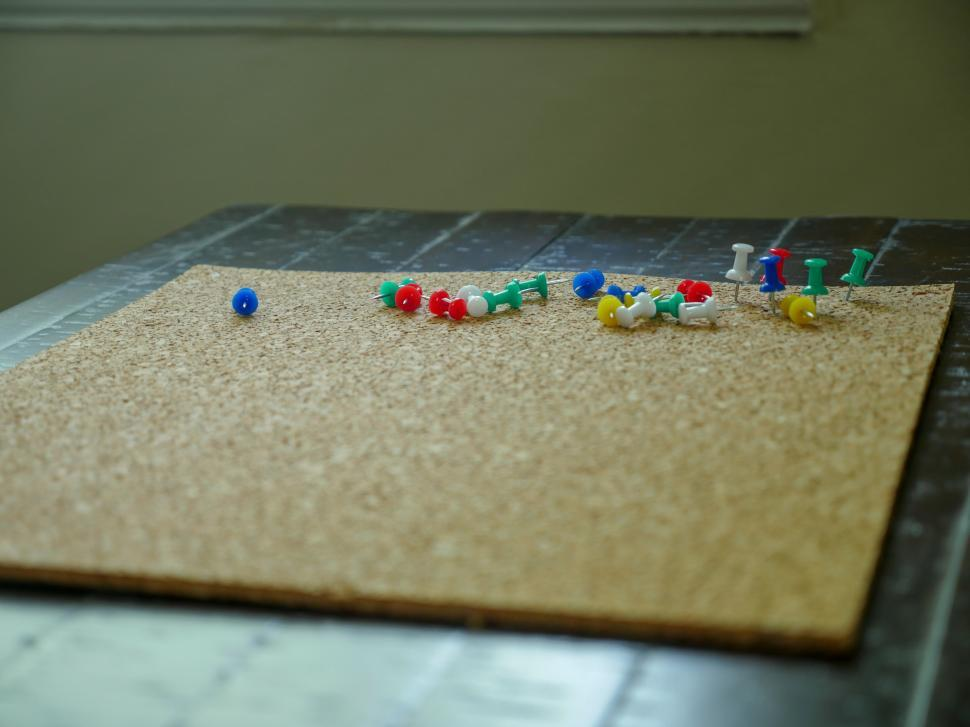 Get free stock photos of push pins on a bulletin board online download free stock hd photo of push pins on a bulletin board online altavistaventures Choice Image