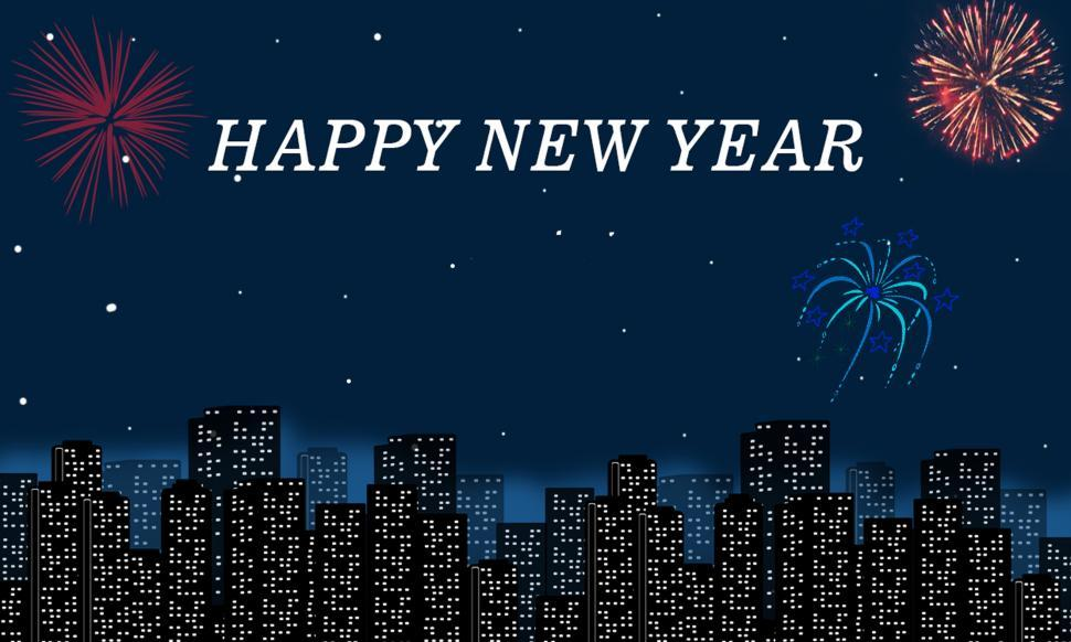 Download Free Stock HD Photo of New Year Celebration   Online
