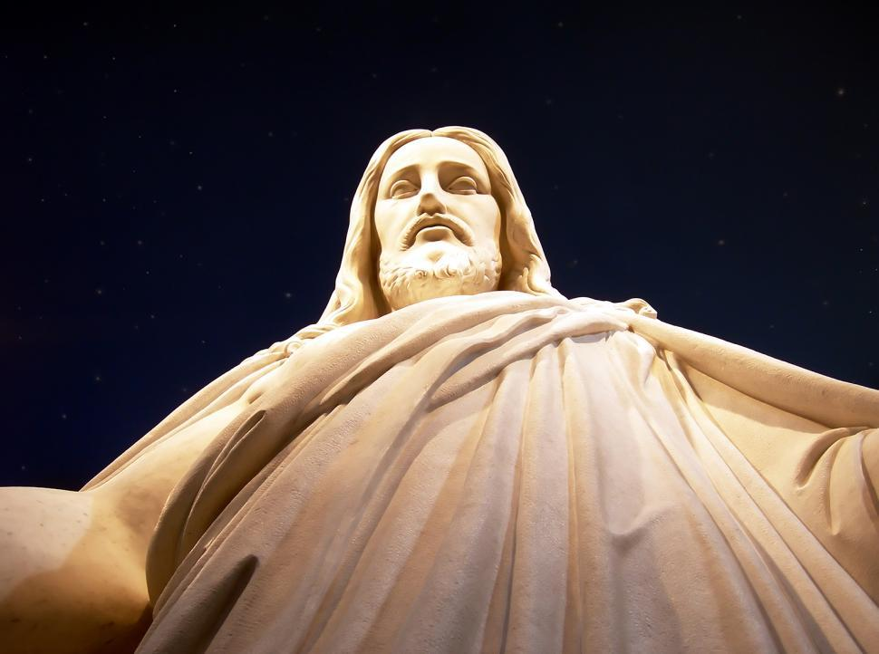 Download Free Stock HD Photo of Christ Statue Online