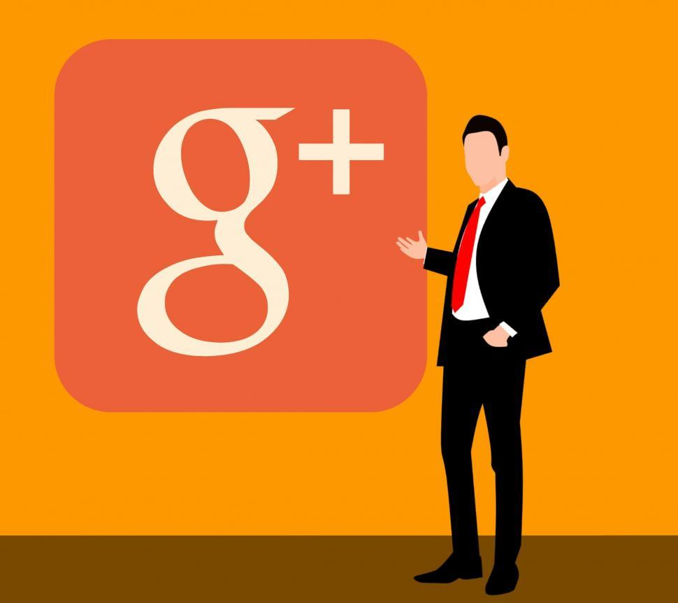 Download Free Stock HD Photo of Google plus   Online