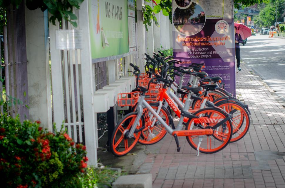 Download Free Stock HD Photo of Bike for rent  Online