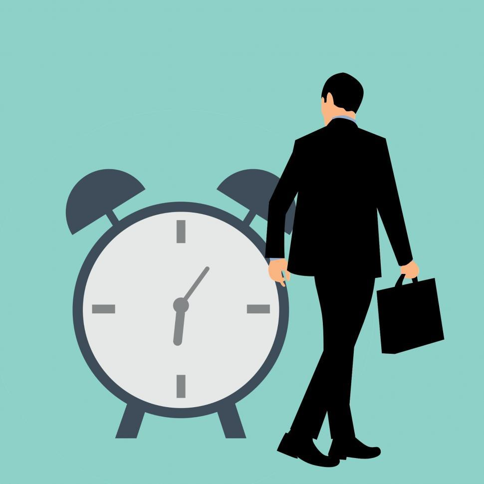 Download Free Stock HD Photo of time management  Online