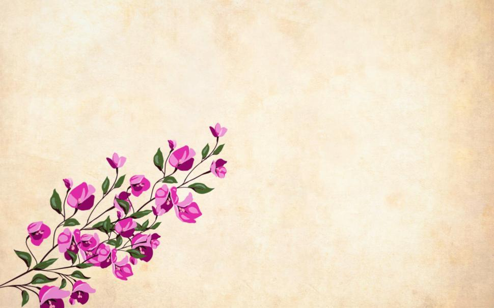 Download Free Stock HD Photo of Single Flower Background  Online