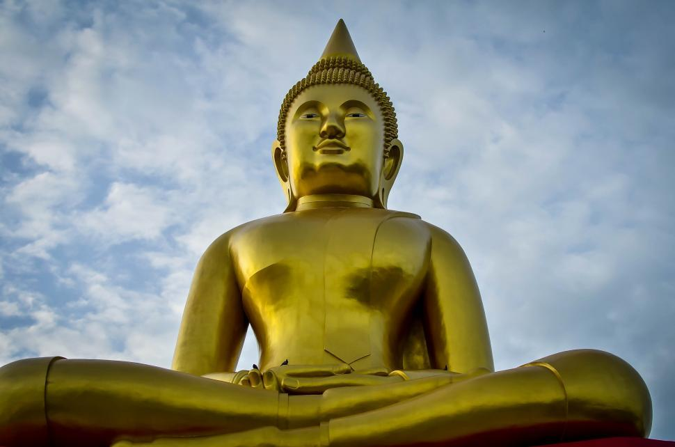 Download Free Stock HD Photo of Buddha Statue  Online
