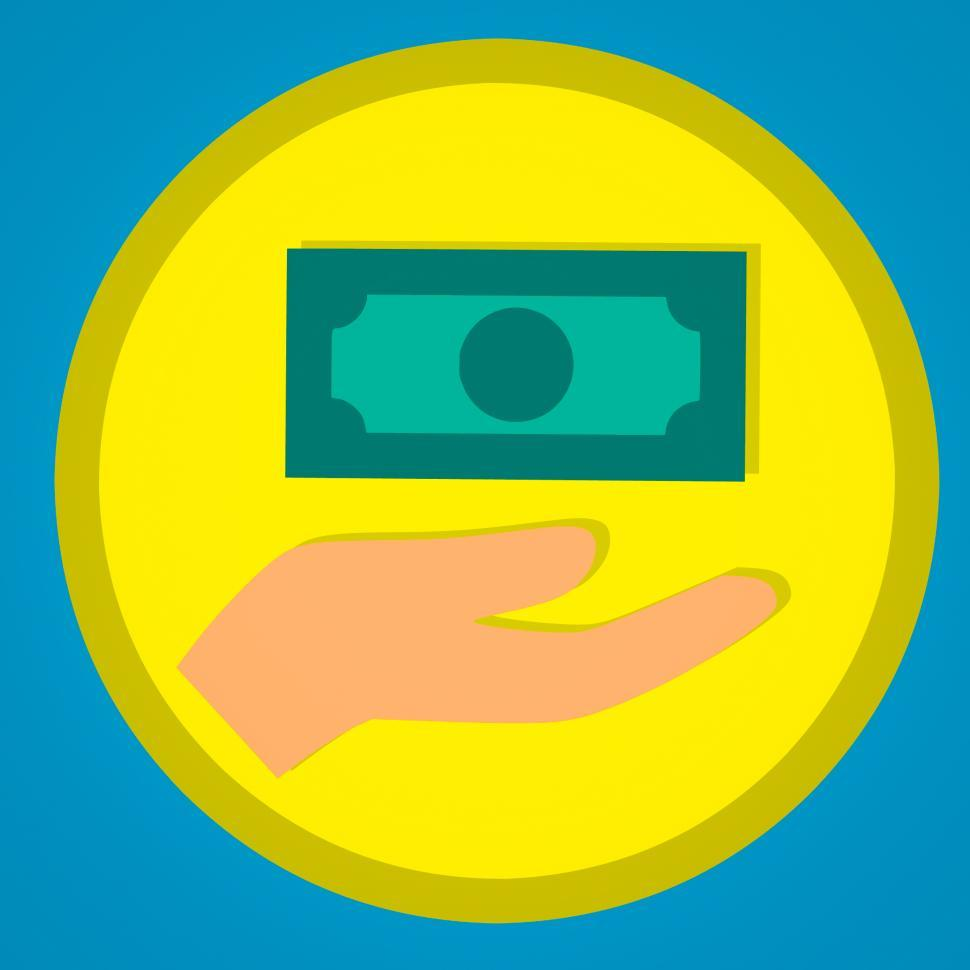 Download Free Stock HD Photo of Money Icon  Online