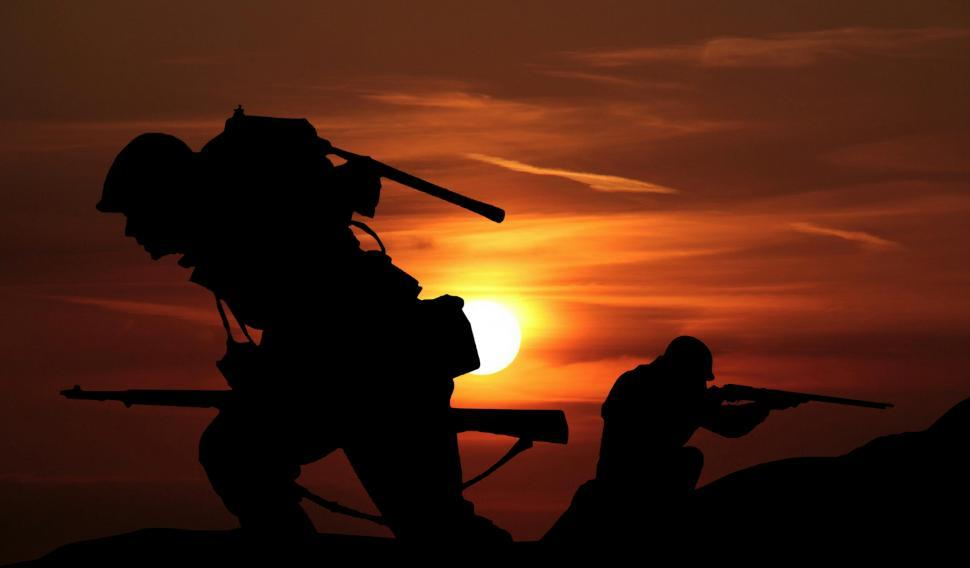 Download Free Stock HD Photo of war battlefield  Online