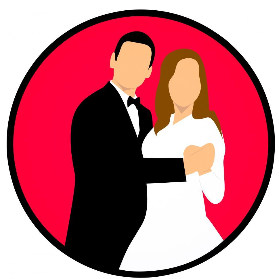 Download Free Stock HD Photo of marriage Illustration  Online