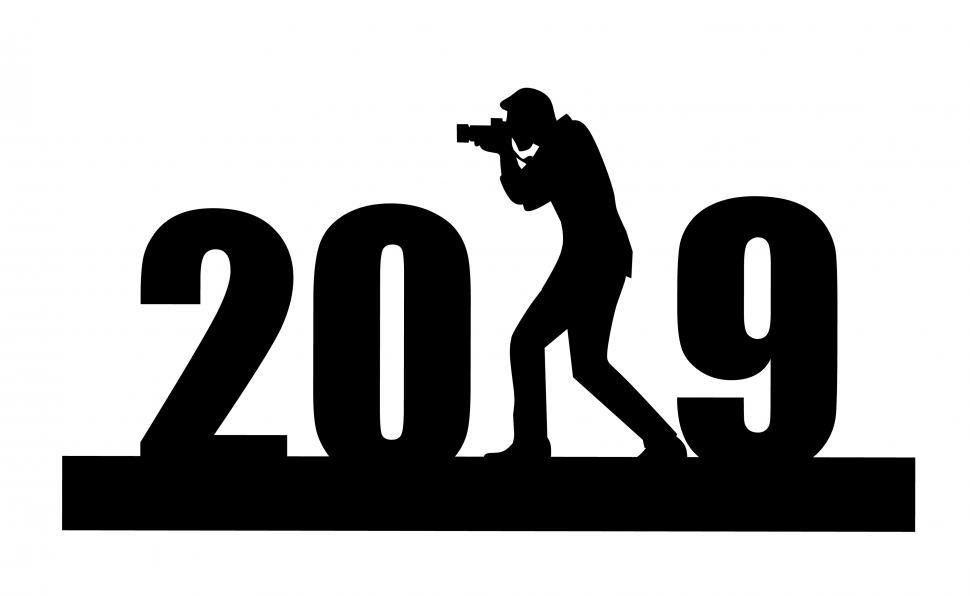 Download Free Stock HD Photo of Newyear 2019 Photography Silhouette  Online