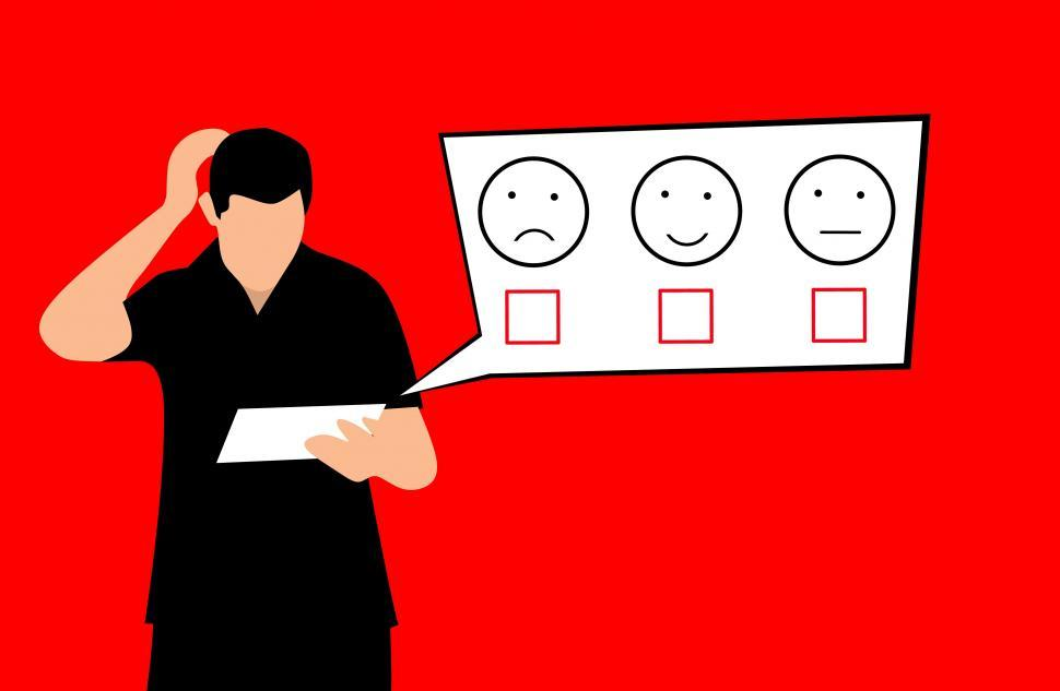 Download Free Stock HD Photo of customer experience Feedback Illustration  Online