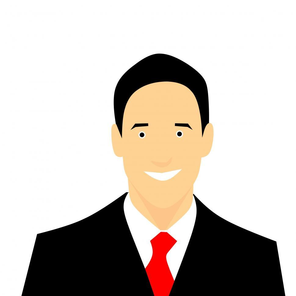 Download Free Stock HD Photo of Businessman Avatar  Online