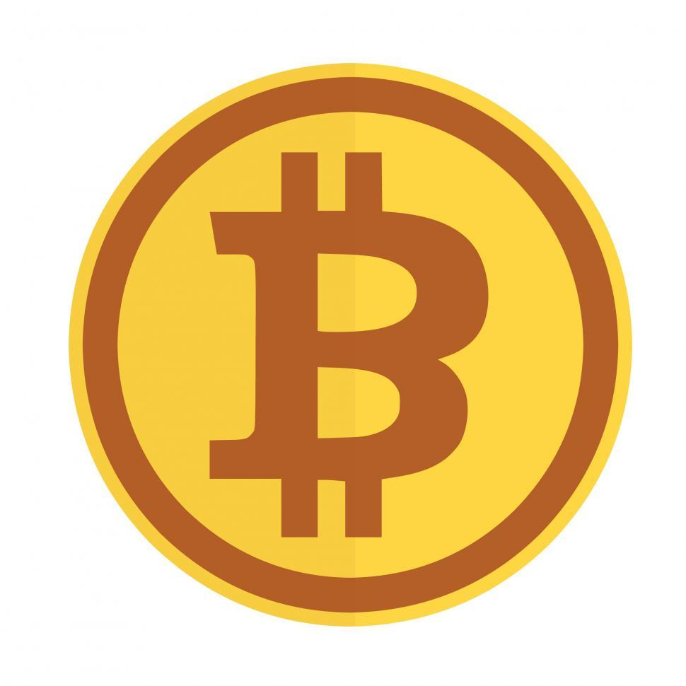 Download Free Stock HD Photo of bitcoin icon  Online